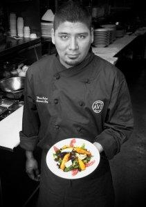 Chef Mario Galan